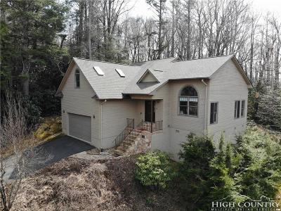 Ashe County, Avery County, Burke County, Alexander County, Caldwell County, Watauga County Single Family Home For Sale: 220 Puddingstone Parkway