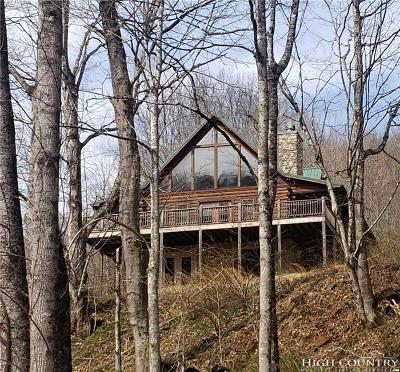 Avery County Single Family Home For Sale: 51 Highlands Drive