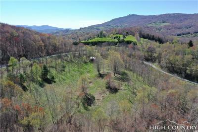Avery County, Watauga County Residential Lots & Land For Sale: Tbd Pigeon Roost Road
