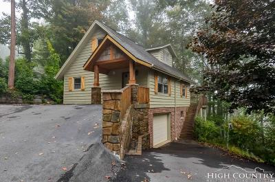 Boone Single Family Home Under Contract - Show: 643 Forest Hill Drive