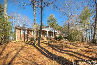 Boone Single Family Home Under Contract - Show: 4412 Hardin Road