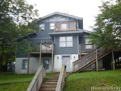 Beech Mountain NC Single Family Home For Sale: $352,500