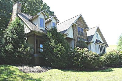 Avery County Single Family Home For Sale: 103 Blackpoint Drive