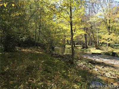 Avery County, Watauga County Residential Lots & Land For Sale: Lot 127 Moss Ledge Lane