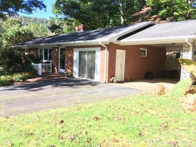 Ashe County Single Family Home For Sale: 175 Ashe Central School Road