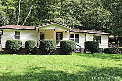 Newland Single Family Home For Sale: 5 Little Cow Camp Road