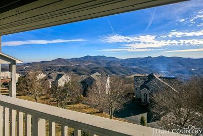 Beech Mountain NC Condo/Townhouse For Sale: $225,000