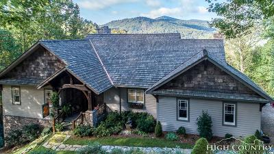 Watauga County Single Family Home For Sale: 127 Abaco Drive
