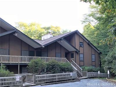 Sugar Mountain Condo/Townhouse For Sale: 1491 Sugar Mountain Drive #26