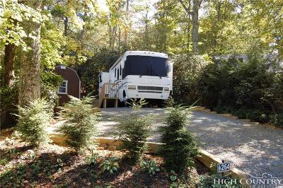 Avery County Single Family Home For Sale: 264 Trillium Road