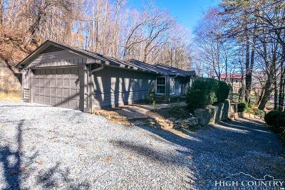 Banner Elk Single Family Home For Sale: 360 Main Street