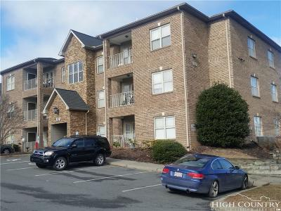 Watauga County Condo/Townhouse For Sale: 186 Cecil Miller Road #203