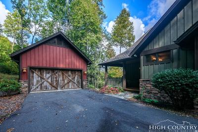 Elk Park Single Family Home For Sale: 405 Woodlake Loop Road
