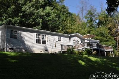 Newland NC Single Family Home For Sale: $129,900