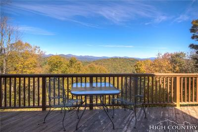 Blowing Rock Single Family Home For Sale: 250 Ski Acres Drive