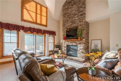 Banner Elk Condo/Townhouse For Sale: 162 Wapiti Way #10-A