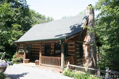 Seven Devils Single Family Home For Sale: 142 Little Boulder Lane