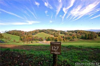 Avery County, Watauga County Residential Lots & Land For Sale: F127 Eagles Nest Trail