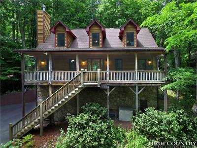 Single Family Home Sold: 671 Grandfather Farms Road