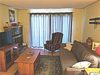 Beech Mountain NC Condo/Townhouse For Sale: $62,500