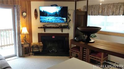 Beech Mountain NC Condo/Townhouse For Sale: $44,900