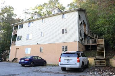 Watauga County Condo/Townhouse For Sale: 300 Mountain Aire Lane #1B