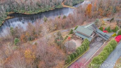Elk Park Single Family Home For Sale: 13 Sunset Drive