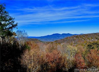 Beech Mountain NC Single Family Home Under Contract - Show: $237,900