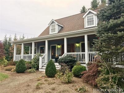 Newland Single Family Home Under Contract - Don't Show: 1107 Old Toe River Roads