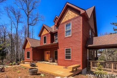 Watauga County Single Family Home For Sale: 144 Lanny Lane