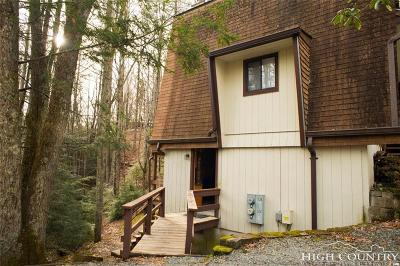Banner Elk Condo/Townhouse Under Contract - Don't Show: 151 C Hemlock Hill