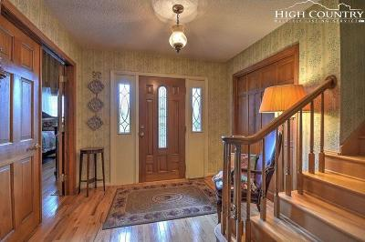Newland Single Family Home For Sale: 275 White Oak Creek Road