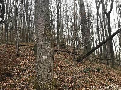 Avery County, Watauga County Residential Lots & Land For Sale: Tbd Will Combs Hollow Road