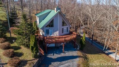Banner Elk Single Family Home Under Contract - Show: 734 Ayers Road