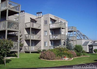 Beech Mountain Condo/Townhouse For Sale: 301 Pinnacle Inn Road #1110