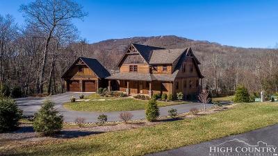 Sugar Mountain Single Family Home Under Contract - Show: 170 Trillium Lane