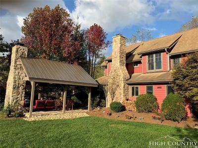 Banner Elk Single Family Home For Sale: 184 Pasture Lane