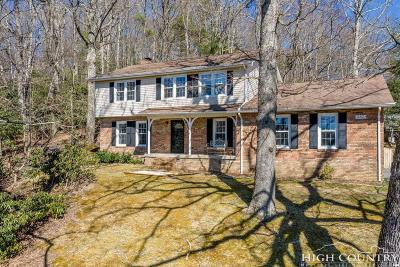 Boone Single Family Home For Sale: 683 Blairmont Drive