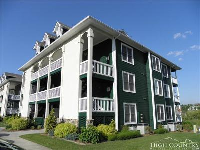 Ashe County Condo/Townhouse For Sale: 155 Birkdale Court #C-6