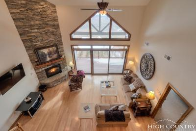 Avery County Condo/Townhouse For Sale: 439 Craggy Point #2B