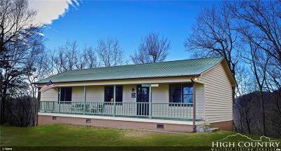 Caldwell County Single Family Home For Sale: 7997 Pine Ridge Lane