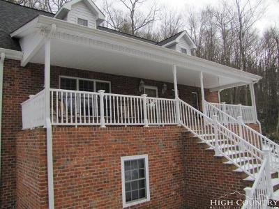 Blowing Rock Single Family Home For Sale: 128 Chickadee Lane