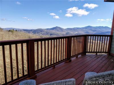 Banner Elk Condo/Townhouse For Sale: 857 White Tail Trail
