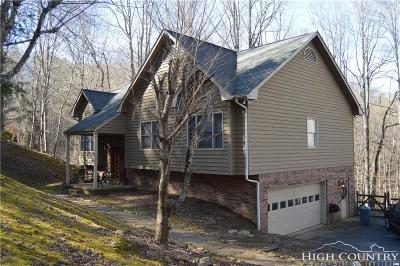 Boone Single Family Home For Sale: 180 Old Keller Farm Road