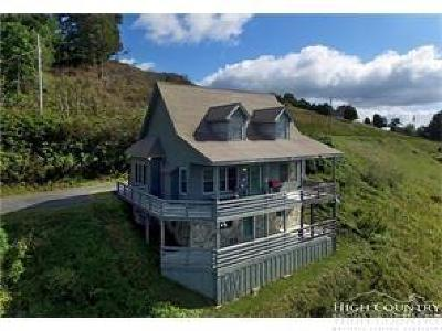 Avery County Single Family Home For Sale: 11 Wildflower Lane