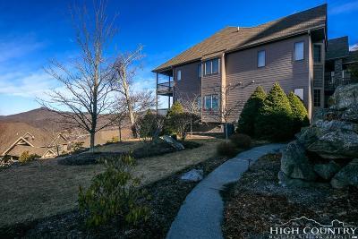 Sugar Mountain Condo/Townhouse For Sale: 228 Pleasant View Bld 8-C #8-C