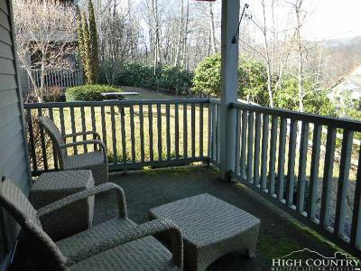 Blowing Rock Condo/Townhouse For Sale: 140-1 Manor View Lane #Cascades