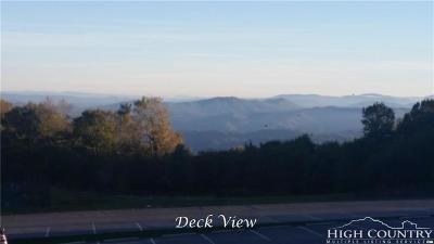Beech Mountain NC Condo/Townhouse For Sale: $104,900