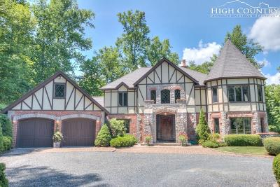 Boone Single Family Home For Sale: 838 Church Road