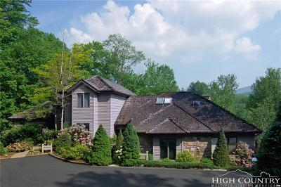 Avery County Condo/Townhouse For Sale: 659 Clubhouse Drive #C-1